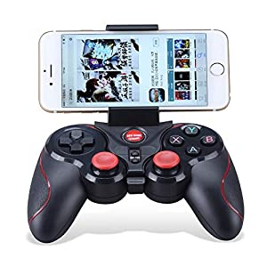 Vernwy Deluxe-Version des Drahtlosen Bluetooth-Game-Controllers Unterstützt Ios/Android / PC/TV / PS3