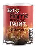 Zeroflame ZFP400007 Fire Retardant Paint