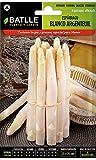 Batlle Gemüsesamen - Weisser Spargel Argenteuil (120-180 Samen)