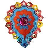 Set Of 12 Pc Diwali Gift Diwali Decorations Beautiful Diwali Diya Oil Lamp Tea Light Holder Christmas Decoration - B076FXDW3W