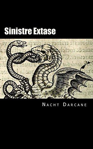 Couverture du livre Sinistre Extase