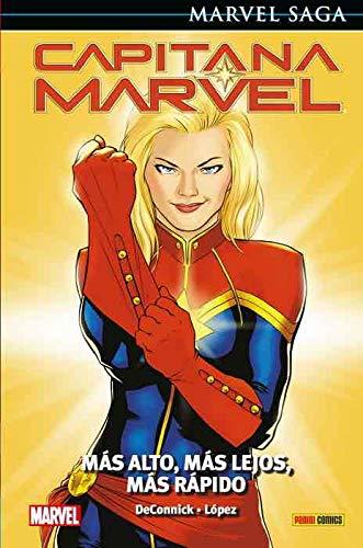Capitana Marvel 4. Mas Al