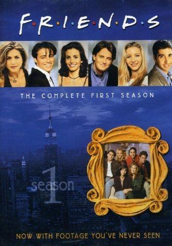 Preisvergleich Produktbild Friends the Complete First Season