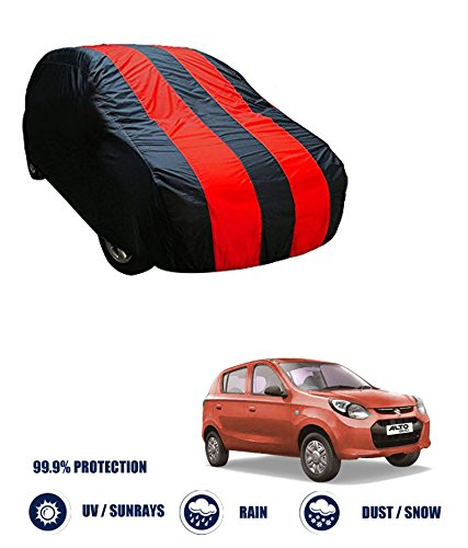 Autowheel-Red-Blue-Car-Cover-Maruti-Alto-800