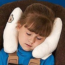 Highdas Asiento Nuevo coche de los niños del cochecito del cinturón de seguridad de protección contra la almohadilla almohadilla de fricción