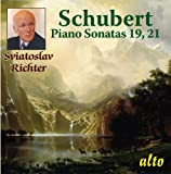 Sviatoslav Richter plays Schubert Sonatas 19 & 21