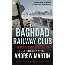 The Baghdad Railway Club (Jim Stringer Book 8)