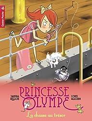 Princesse Olympe, Tome 3 : La chasse au trésor