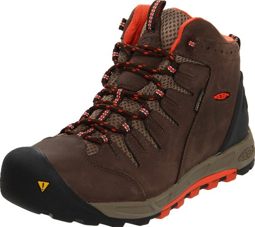 Keen Bryce Mid Water Proof Donna US 6 Marrone Scuro