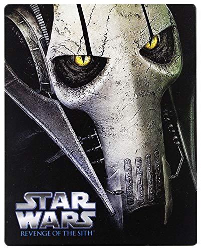 Star Wars: Episode III - Die Rache der Sith [Blu-Ray] [Region B] (Deutsche Sprache. Deutsche Untertitel)
