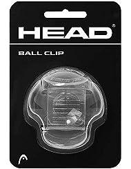 Head Clip Balle de tennis porte-pince transparente