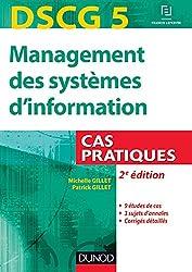 DSCG 5 - Management des systèmes d'information - 2e édition - Cas pratiques