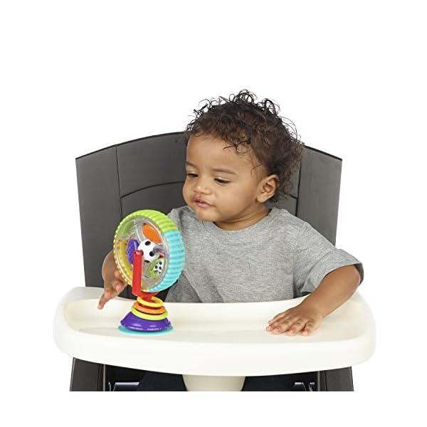 Sassy Wonder Wheel Highchair Toy