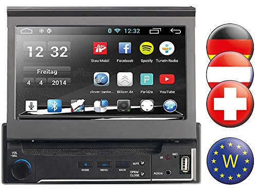 NavGear-1-DIN-Autoradio-Android-avec-7-GPS-dsr-n-210-Europe-occidentale