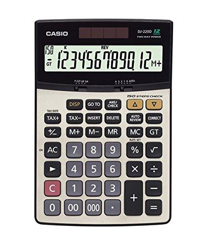 Dj-220d | shop & field | calculators | casio.