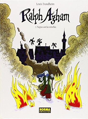 Ralph Azam 3. Negras son las estrellas (Europeo - Ralph Azham)