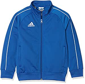 adidas Football App Generic, Tracksuit Jacket Uomo, Bold Blue/White, 140