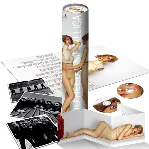 Lulu - Édition Limitée (Tube Edition - 2CD + Poster Des Paroles + Poster Photos)
