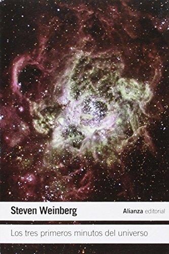 Los Tres Primeros Minutos Del Universo (El Libro De Bolsillo - Ciencias)