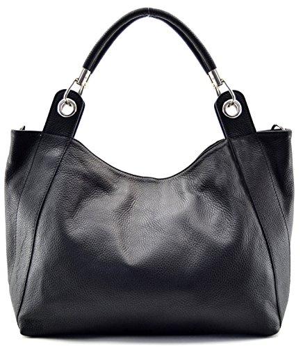 OH MY BAG Sac à Main en CUIR femme porté main, épaule et bandoulière Modèle Paris - nouvelle collection 2018