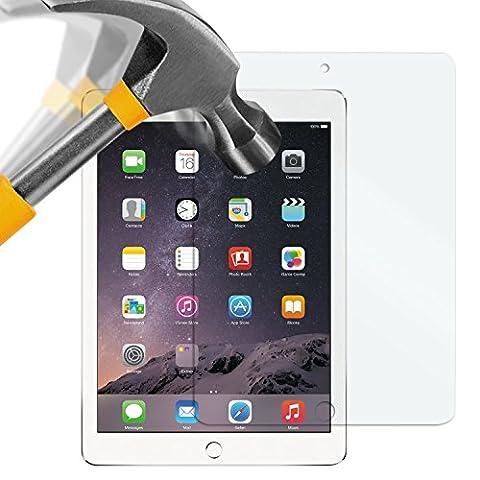 iPad Air Panzerglas - moodie Premium Panzerglasfolie - 9H Glasfolie für iPad Air / iPad Air 2