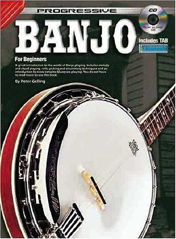 CP69260 - Progressive Banjo by Peter Gelling (2001-12-31)