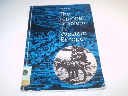 Regional Problem Westn Eurpe (Cambridge Topics in Geography)