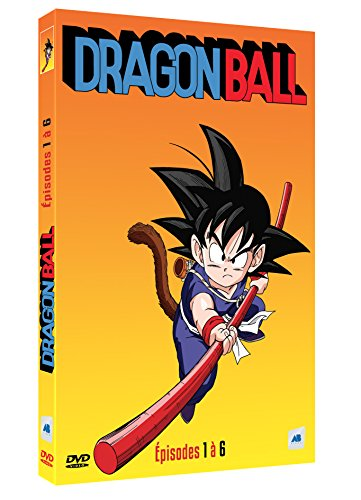 Dragon Ball - Vol. 01 [Non censuré]