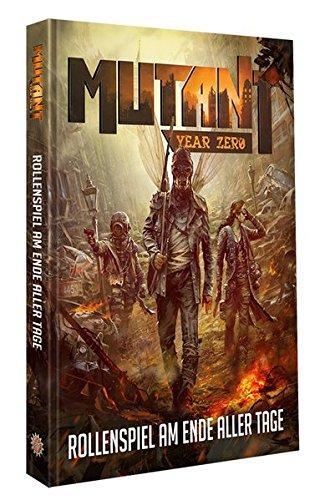 Mutant: Jahr Null: Rollenspiel am Ende aller Tage