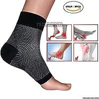 pedimendtm Plantarfasziitis Kompression Ärmel | Knöchel Unterstützung Socken | Kompression Fuß Sleeve für schmerzende... preisvergleich bei billige-tabletten.eu