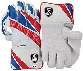 SG Super Club Mens Wicket Keeping Gloves