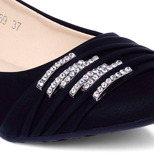 Sneakers per donna Caspar Fashion ClcIb