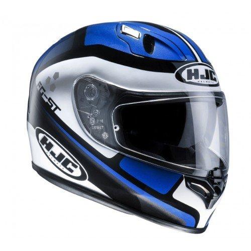 HJC-Cascos de motocicleta-Casco fg-st cinnati MC2, mediano