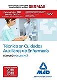 Técnico en Cuidados Auxiliares de Enfermería del Servicio de Salud de la Comunidad de Madrid. Temario Volumen 2