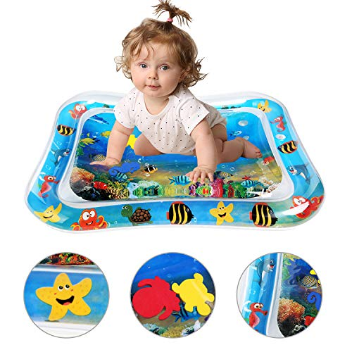 BelleStyle Alfombra Inflable con Agua