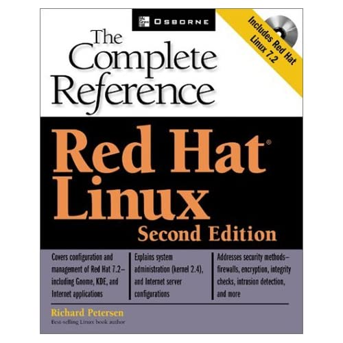 Red Hat Linux 7.2: The Complete Reference, Second Edition by Richard Petersen (2001-11-16)