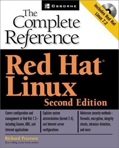 Red Hat Linux 7.2: The Complete Reference, Second Edition by Richard Petersen (2001-11-16) par Richard Petersen