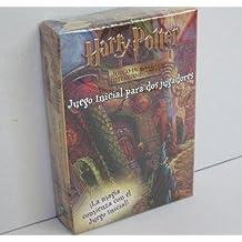 Harry Potter - Juego de cartas intercambiables - Juego inicial para dos jugadores (pequeña)