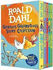 Roald Dahl's Glorious Galumptious Story Collec