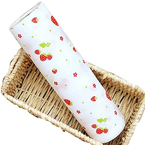 TININNA Cute Polka Dots Non-Adhesive Shelf Liner Cabinet Drawer Liner