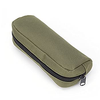 Huntvp Tactical Glasses Case Portable Molle Sunglasses Eyeglass Pouch Holder Army Green 4