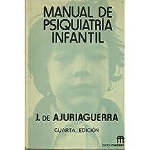 Manual de psiquiatria infantil