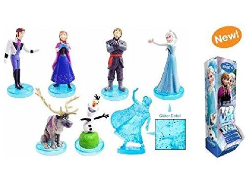 TOMY T8901EU1 - Disney Die Eiskönigin, Figuren zum Sammeln Gra