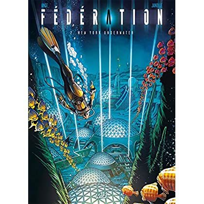 Fédération 02 - New York Underwater
