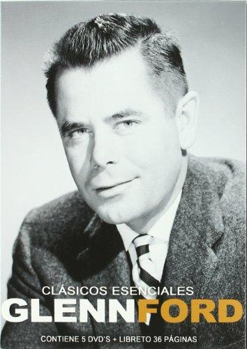 Essential Classics: Glenn Ford - The Sheepman (1958) / Cimarron (1960) / The Four Horsemen Of The Apocalypse (1962) / The Court