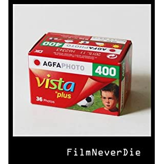 Agfa Photo Vista 400 35mm 36exp 3 Pack