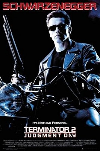 Terminator 2 - One Sheet Poster (60,96 x 91,44 cm)