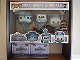 Funko Pop! Disney Kingdom Hearts - Sora, Goofy, & Donald (Tron) 3 Pack Gamestop Exclusive