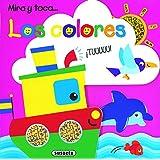 Los colores (Mira y toca)