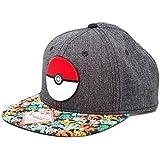 Pokemon Snapback Kappe Poke Ball [Andere Plattform]
